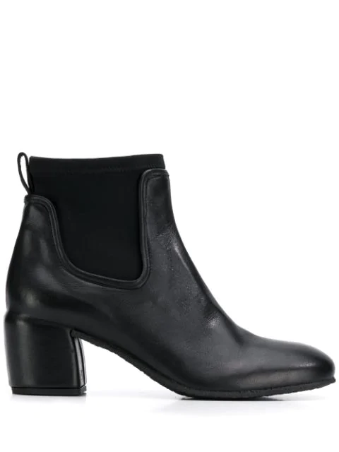 Del Carlo 60Mm Ankle Boots In Black