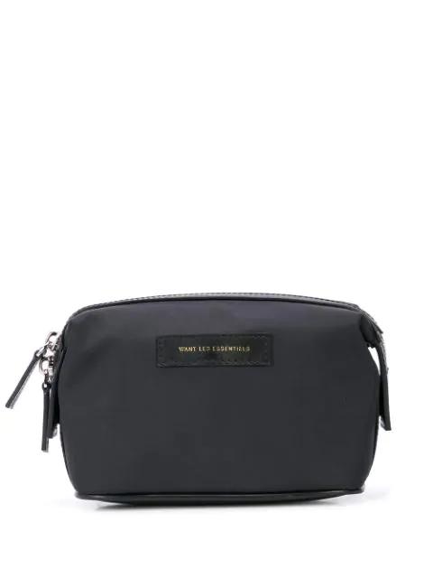 Want Les Essentiels De La Vie Mini Kenyatta Dopp Kit In Black