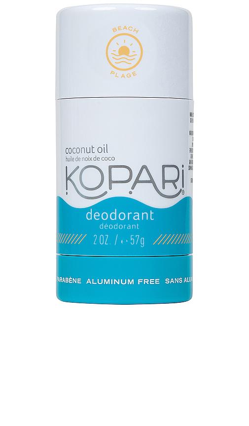 Kopari Coconut Beach Deodorant, 2 oz