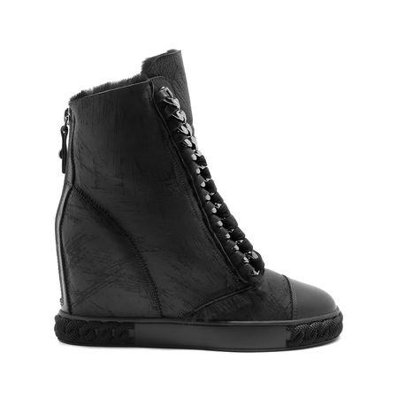 Casadei Sneakers In Black