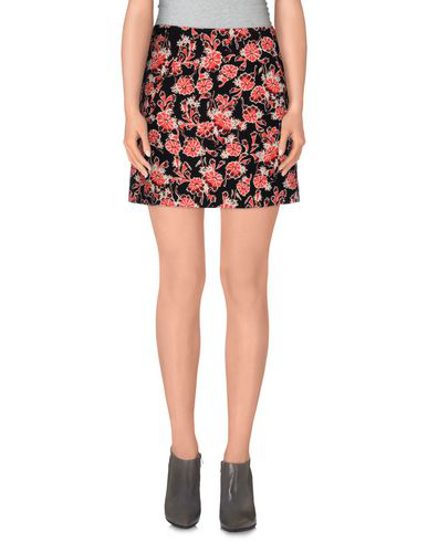 Marni Mini Skirt In Black