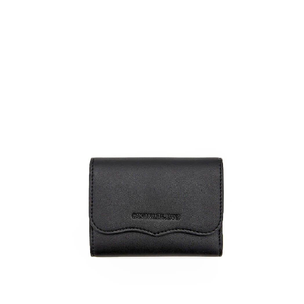 Calvin Klein Black Light Blue Small Wallet