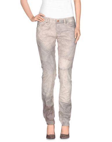 Isabel Marant Denim Pants In Light Grey