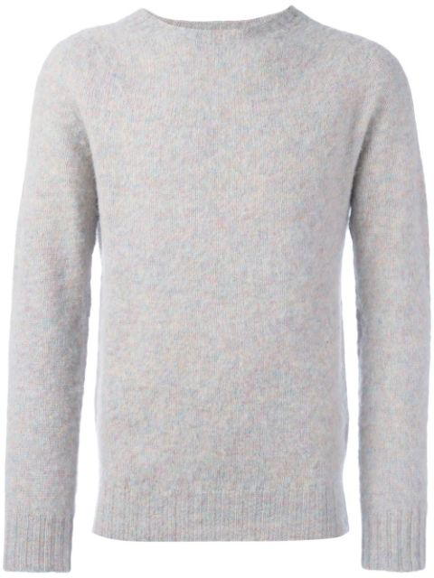 Howlin' 'birth Of The Cool' Jumper In Grey