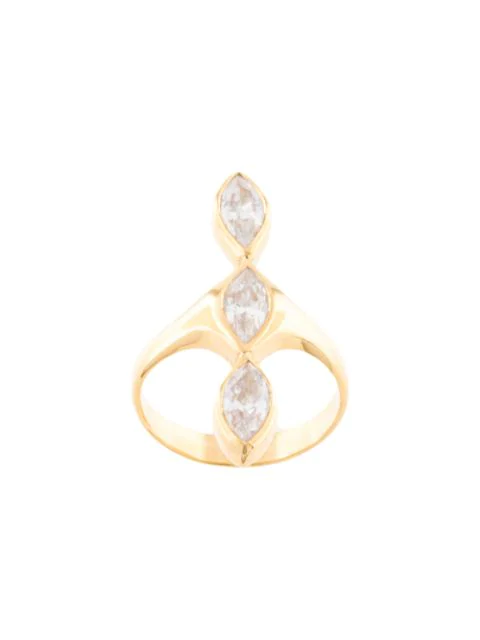 Niomo Nyiri Stone-embellished Ring In Gold