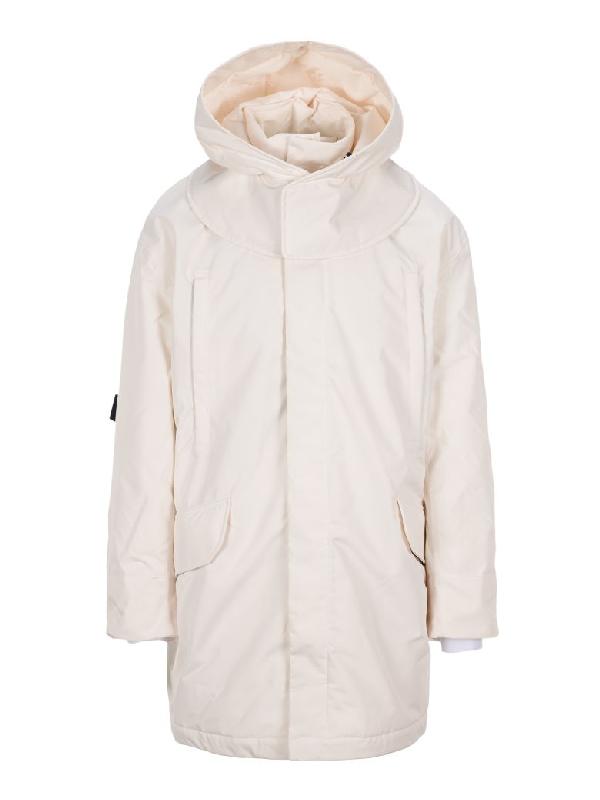 Raf Simons Ski Jacket In White
