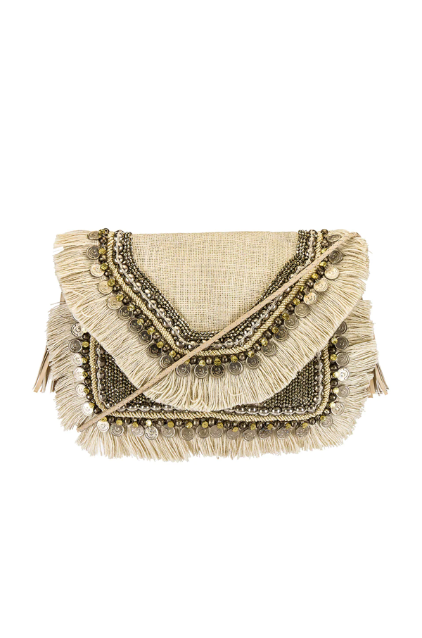 Shashi Leela Bag In Ivory