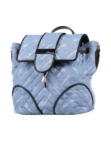 Blumarine Backpack & Fanny Pack In Sky Blue