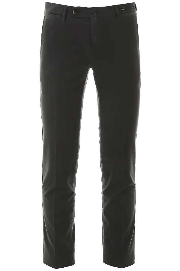 Pt01 Superslim Trousers In Grey