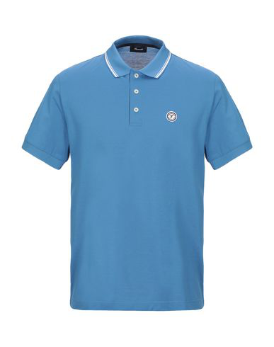 Façonnable Polo Shirt In Azure