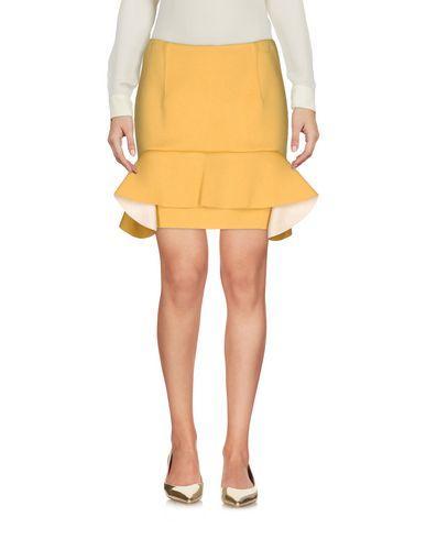 Marni Mini Skirt In Yellow