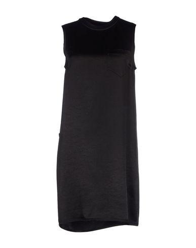 Alexander Wang Short Dress In Black