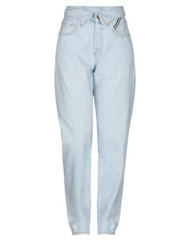 Jean Atelier Denim Pants In Blue