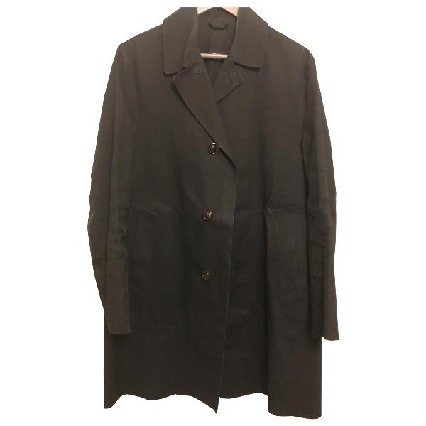 Jack Spade Navy Cotton Coat