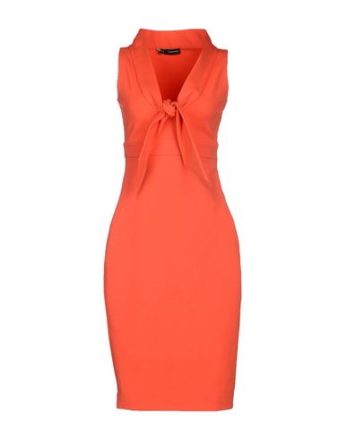 Dsquared2 Knee-Length Dresses In Red
