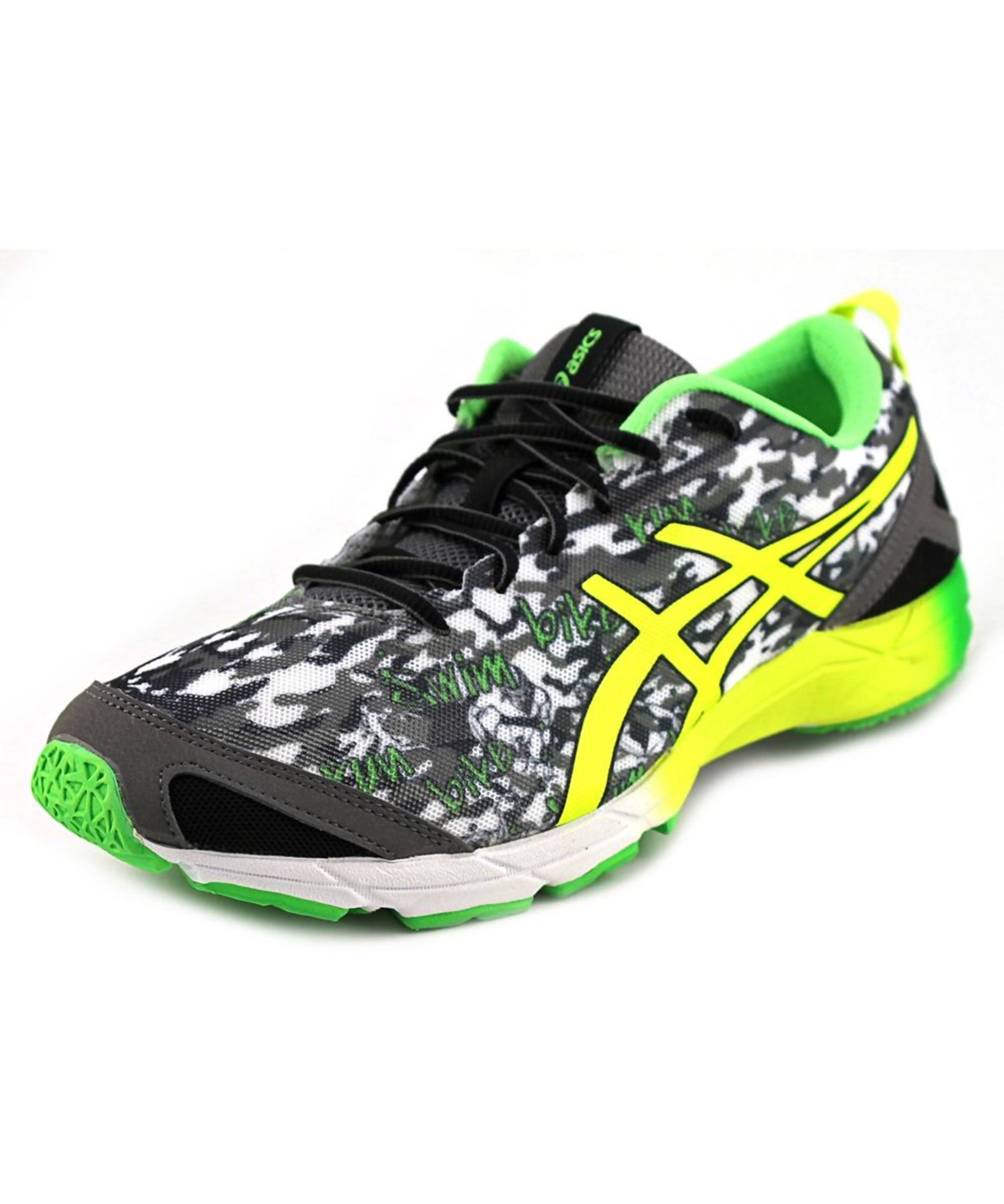 Asics Gel-hyper Tri 2 Round Toe Synthetic Sneakers' In Multiple ...