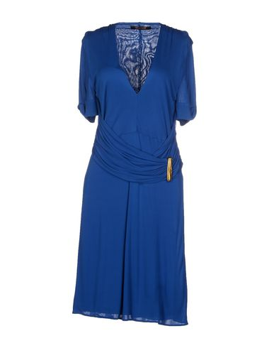 Roberto Cavalli Knee-length Dress In Blue