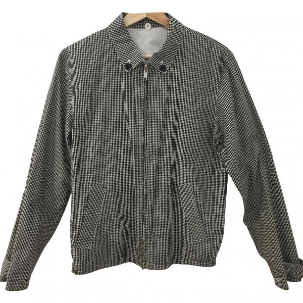 Ymc You Must Create Black Cotton Jacket