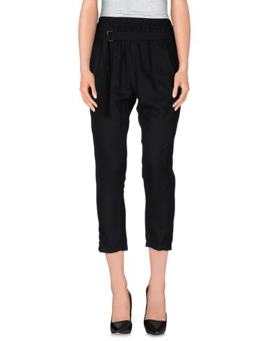 Ann Demeulemeester Casual Trouser In Black