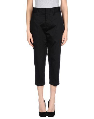 Jil Sander Cropped Pants & Culottes In Black