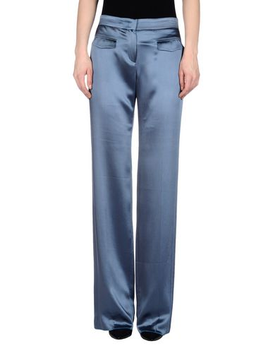 Emporio Armani Casual Pants In Pastel Blue