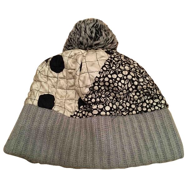 Pierre-louis Mascia Multicolour Wool Hat