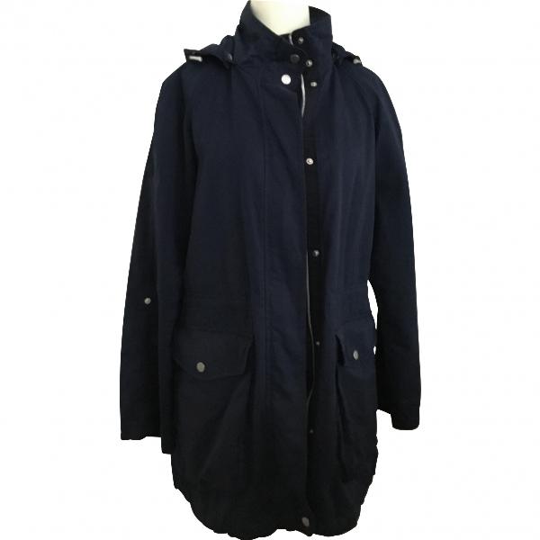 Tommy Hilfiger Navy Cotton Jacket
