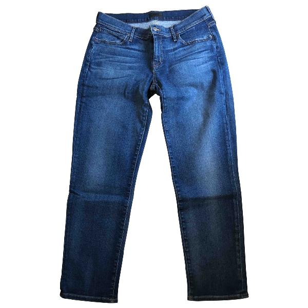 Koral Blue Cotton - Elasthane Jeans
