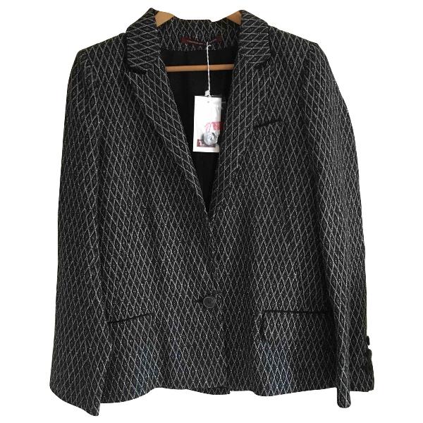 Comptoir Des Cotonniers Anthracite Cotton Jacket
