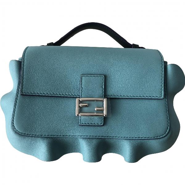 Fendi Multicolour Leather Handbag