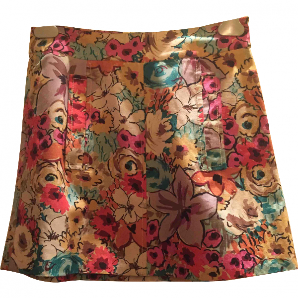 Etro Cotton Skirt