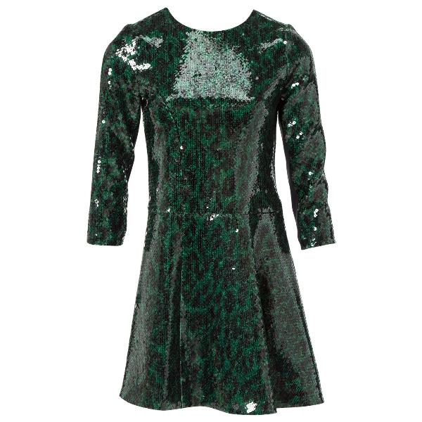 Marc Jacobs Green Dress
