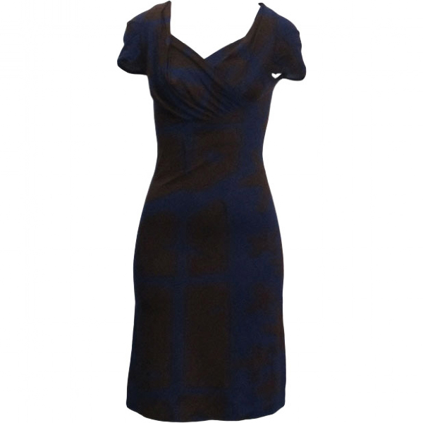 Vivienne Westwood Blue Dress