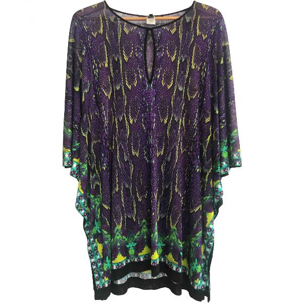 Roberto Cavalli Multicolour Dress