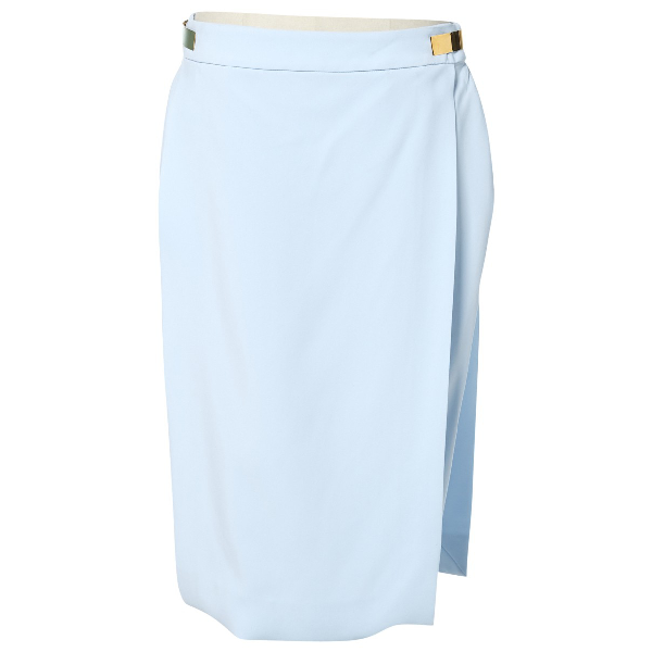 Givenchy Blue Skirt