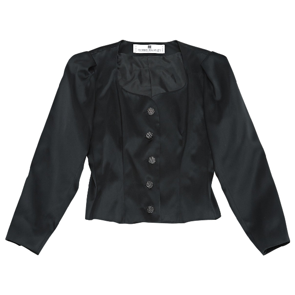 Pierre Balmain Black Jacket