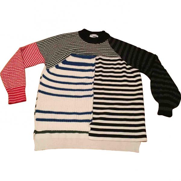 Sonia Rykiel Multicolour Wool Knitwear