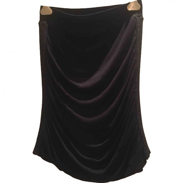Jean Paul Gaultier Black Skirt