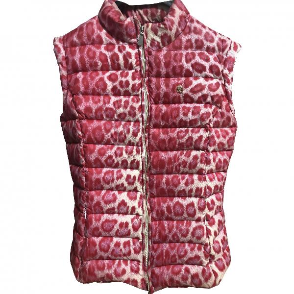 Roberto Cavalli Pink Jacket