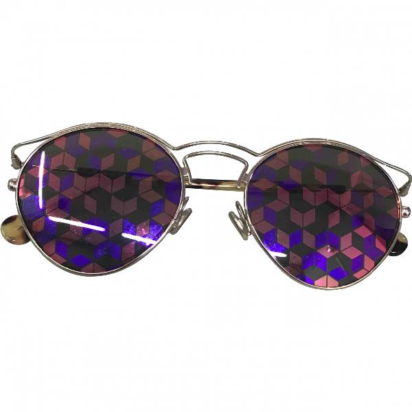 Dior Multicolour Metal Sunglasses