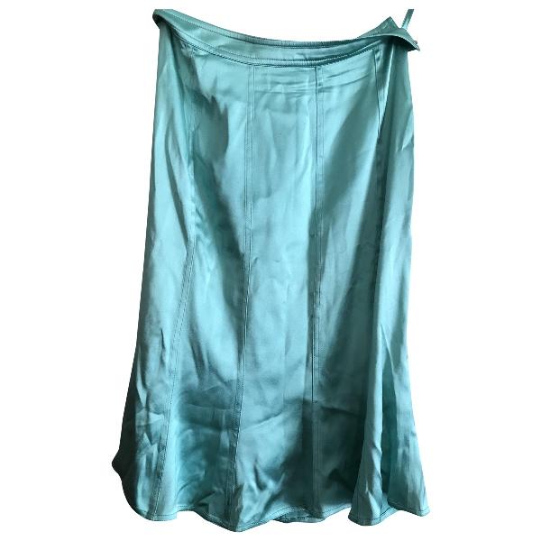 Saint Laurent Silk Skirt