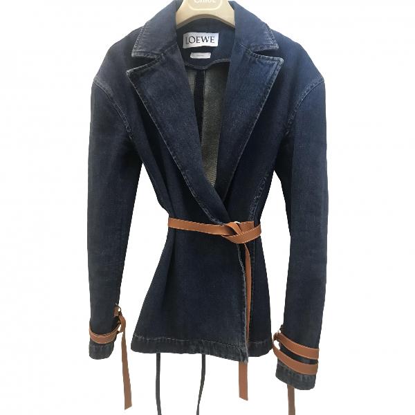 Loewe Blue Denim - Jeans Jacket