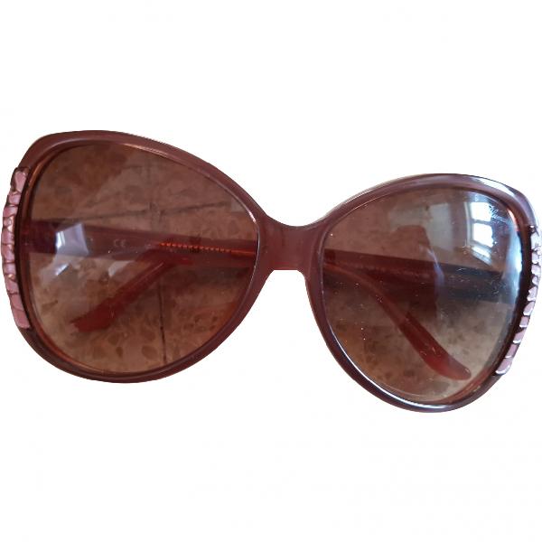 Blumarine Brown Sunglasses