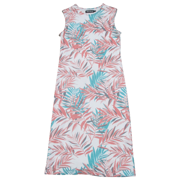 House Of Holland Pink Cotton - Elasthane Dress
