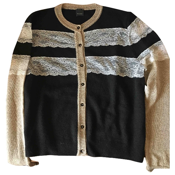 Pinko Gold Wool Knitwear