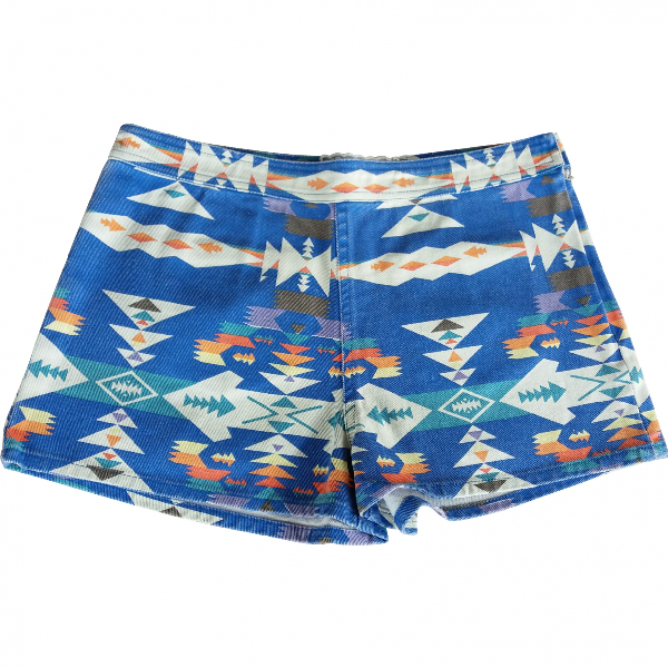 Suncoo Multicolour Cotton Shorts