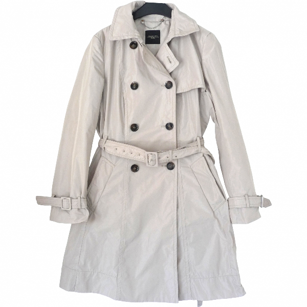 Max Mara Beige Trench Coat