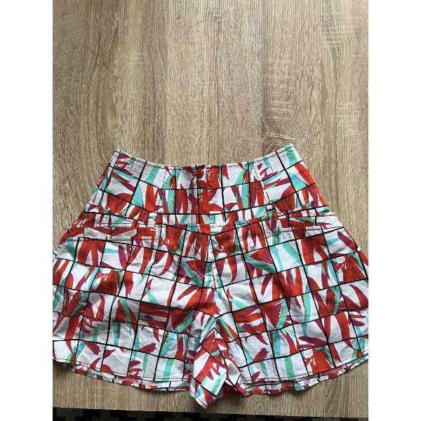 Kenzo Multicolour Cotton Shorts
