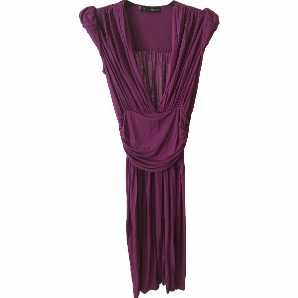 Dsquared2 Purple Dress