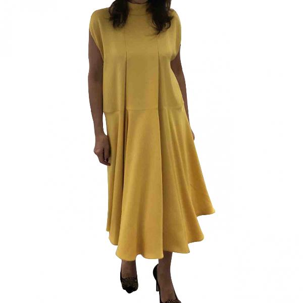 Valentino Yellow Dress